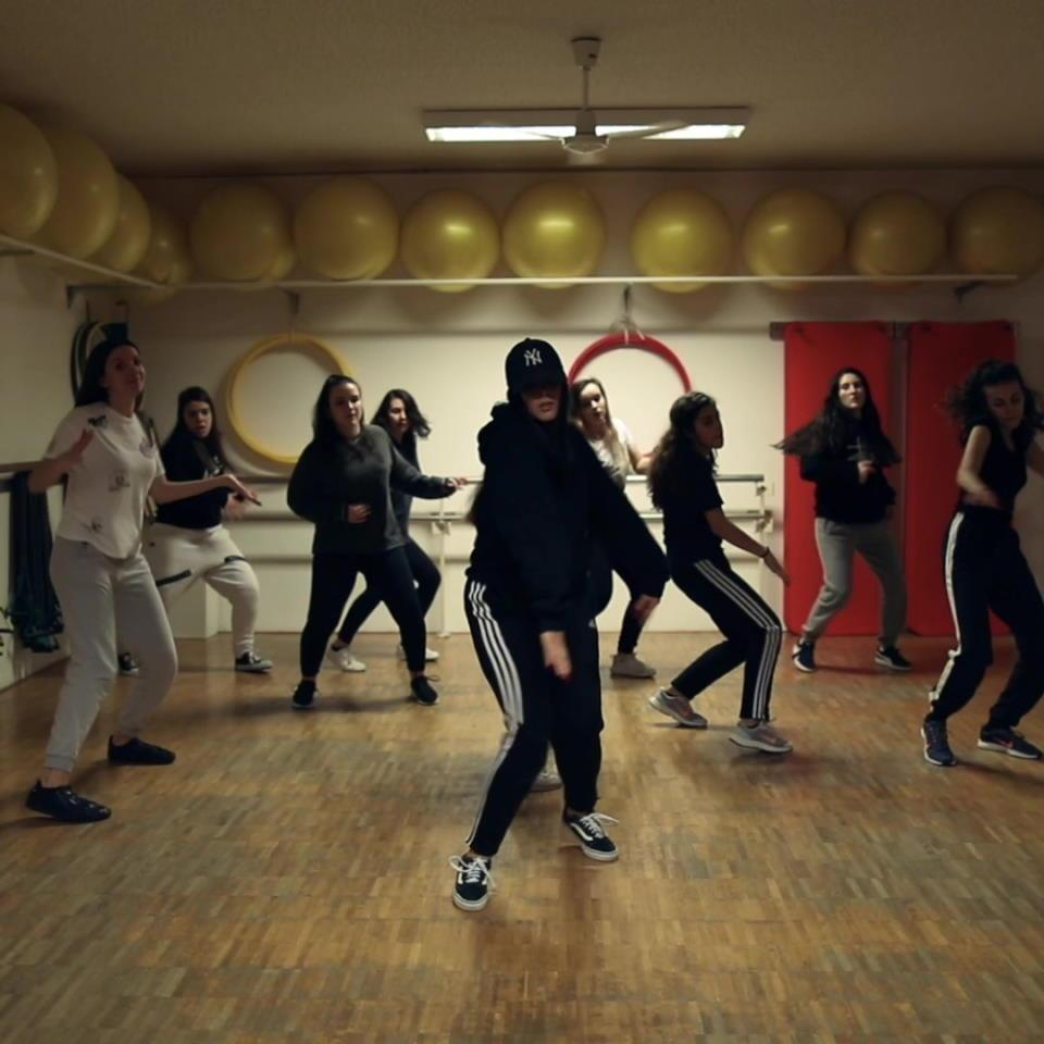 Hip hop Leyna Gizem – 1′