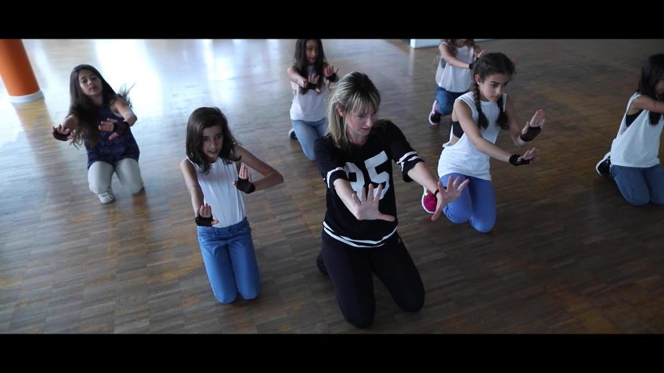 Hip hop enfants – 1′ 16″
