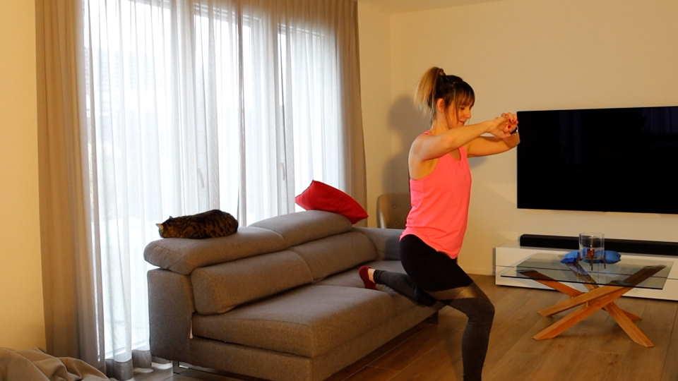 Renforcement musculaire sur ton canap' – 23′